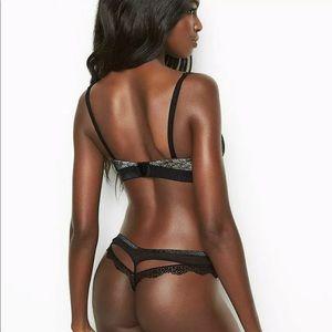 Victoria's Secret Very Sexy Sheer Mesh Thong NWT
